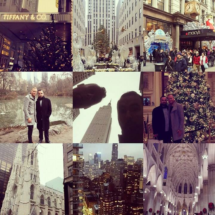 New year, new blog, NEW YORK!